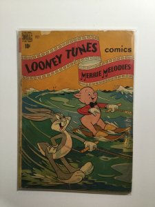 Looney Tunes 93 Good+ Gd+ 2.5 Dell Publishing