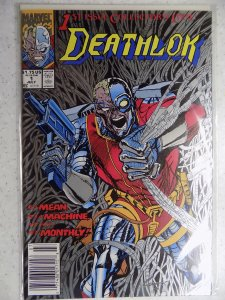 Deathlok #1 (1991)