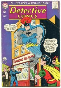 Detective #322 1963-DC Comics-Bat-Girl-Silver Age-Batman-J'onn J'onzz-VG-