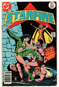 Starfire #4 (DC, 1977) VG