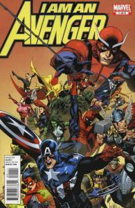 I Am An Avenger #1 VF/NM; Marvel | save on shipping - details inside