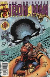 Iron Man (3rd Series) #23 VF/NM; Marvel   save on shipping - details inside