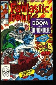 Fantastic Four #319 (1988)