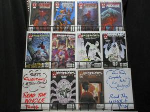 SPIDERMANS TANGLED WEB (2001) 1-10