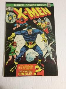 X-Men 87 FN/VF Fine/Very Fine 7.0 Marvel Comics