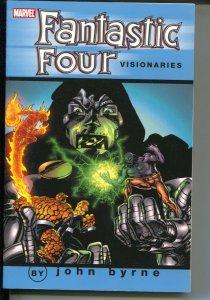 Fantastic Four: Visionaries-John Byrne-Vol 4-2005-PB-VG/FN