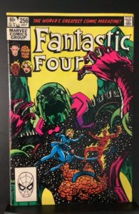 Fantastic Four #256 (1983)