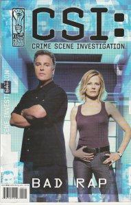 CSI – Bad Rap #1,2,3,4,5