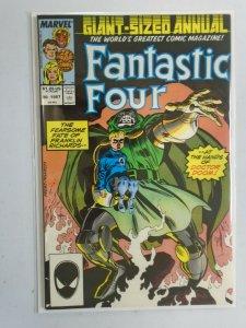 Fantastic Four Annual #20 NM (1987 1st Series)