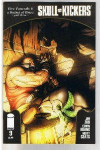 SKULL KICKERS #9, NM, Jim Zubkavich, Dwarf, Thieves, 1st, 2010,more in r store