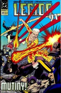 L.E.G.I.O.N. #33 (1991)