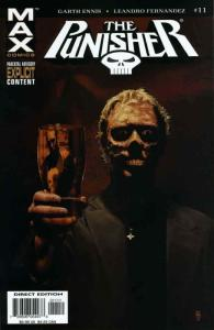 Punisher (7th Series) #11 VF/NM; Marvel | save on shipping - details inside