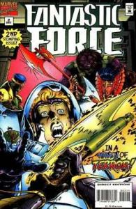 Fantastic Force (1994 series) #2, NM + (Stock photo)