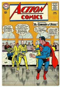 Action Comics #322 (DC, 1965) Condition: FN+
