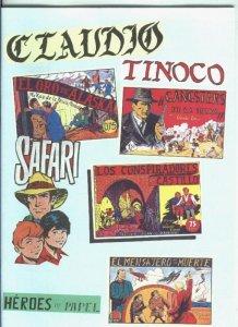 Heroes de Papel numero 58: Claudio Tinoco