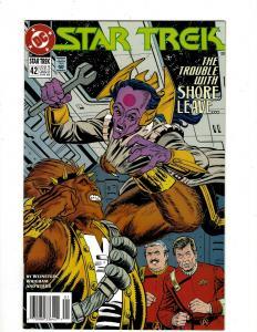 12 Comics Stark Trek 42 43 44 46 47 50 55 Deep Space Nine 1 2 3 4 5 J407