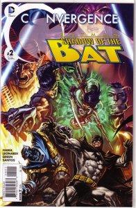 Convergence  : Batman : Shadow of the Bat #2 of 2 FN/VF