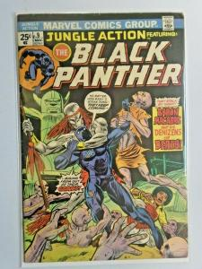 Jungle Action #9 Black Panther 4.0 VG (1974)