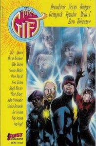 Gift (1990 series) #1, NM + (Stock photo)