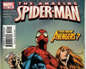 Amazing Spider Man (Vol.1)# 518,528,598,599  Avengers,The Other,and Father/Son