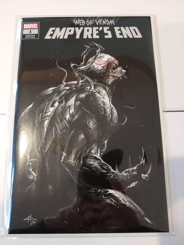 Web of Venom: Empyre's End #1 Gabriele Dell'Otto Variant