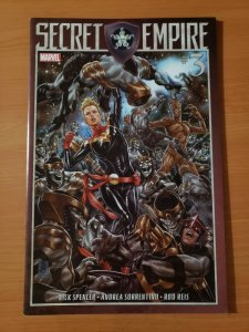 Secret Empire #3 ~ NEAR MINT NM ~ 2017 Marvel Comics