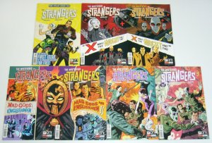 Mysterious Strangers #1-6 VF/NM complete series + FCBD - oni set lot 2 3 4 5
