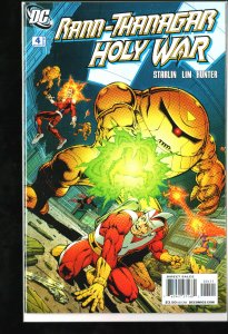 Rann/Thanagar Holy War #4 (2008)
