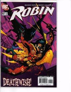 DC Comics (1993) Robin #167 Riot Act  Lock-Up