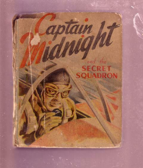 CAPTAIN MIDNIGHT 1941-SECRET SQUADRON #1488-BLB-RAR G