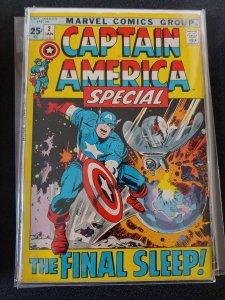 CAPTAIN AMERICA SPECIAL #2