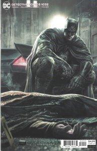 Batman Detective Comics #1032 (early Feb 2021)-Batgirl,NIghtwing - variant cover
