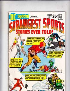 DC Special #7 (Jun-70) FN/VF Mid-High-Grade