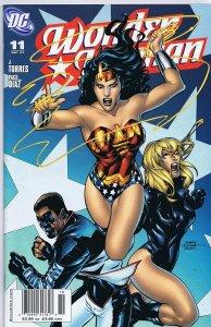 Wonder Woman #11 ORIGINAL Vintage 2007 DC Comics GGA