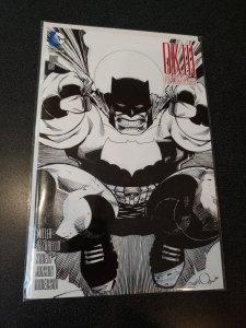 DK III The Master Race #1 Phantom SKETCH Variant DC VF/NM Comics Book