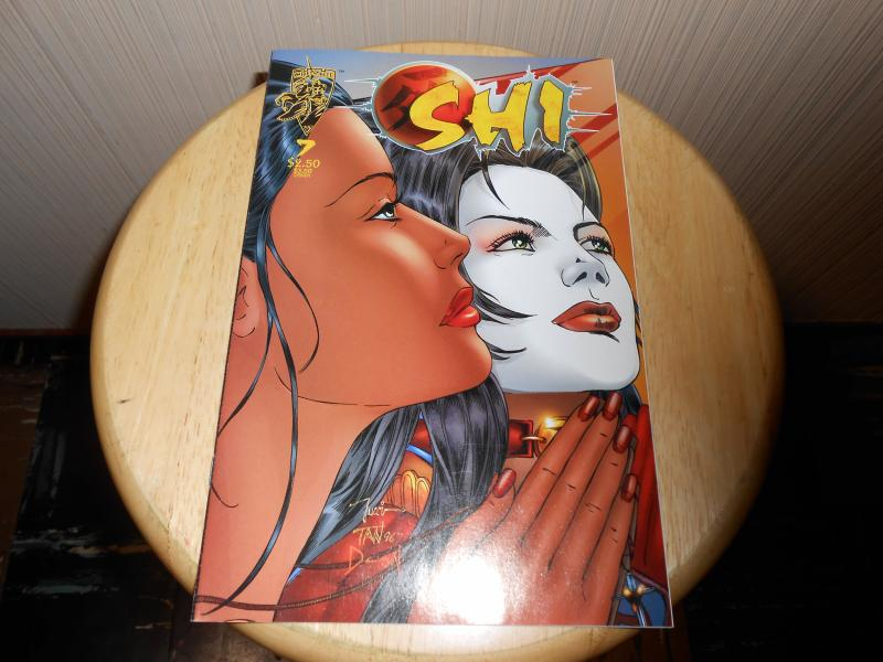 Shi The Way of the Warrior (1994) #7A Mar 1996 Cover price $2.50 Crusade