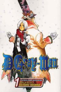 D.Gray-Man #1 FN; Viz | save on shipping - details inside
