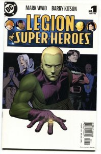 Legion of Super-Heroes #1 2005 DC first issue NM-