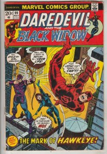 Daredevil #99 (May-73) FN/VF Mid-High-Grade Daredevil