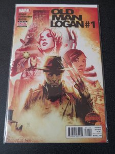 ​OLD MAN LOGAN #1 NM BENDIS