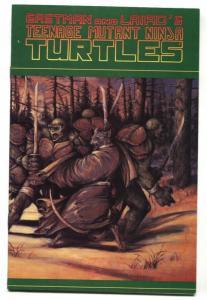 TEENAGE MUTANT NINJA TURTLES #31-1990-mid run issue NM-