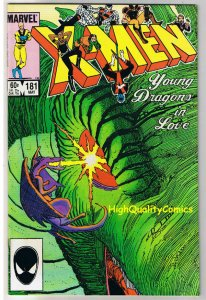 X-MEN #181, VF/NM, Wolverine, Chris Claremont, Uncanny, more in store