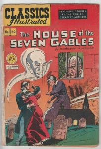 Classic Comics #52 (Oct-48) VG+ Affordable-Grade