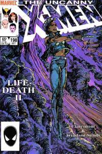 Uncanny X-Men (1981 series) #198, VF (Stock photo)