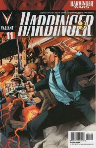 Harbinger (2nd Series) #11A VF/NM; Valiant | save on shipping - details inside