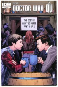 DOCTOR WHO #3, VF/NM, Volume 3, 2012, IDW, Time Lord, Tardis, more DW in store(D