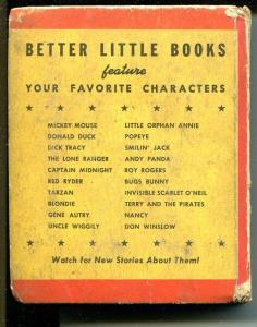Blondie- Big Little Book-#1430-1947-Count Cookie In Too!-Chic Young-FR/G