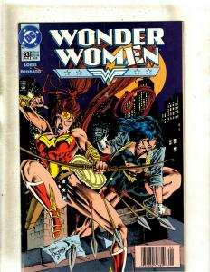 11 Wonder Woman DC Comics Comics #93 93 100 101 102 103 104 105 106 107 108 J369