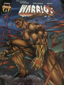 Ultimate Collections Warrior #3 Mint Extremely Rare