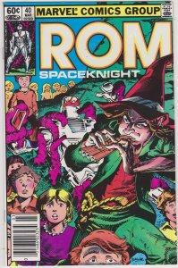 Rom #40 (1983)